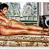 Juicy and tremulous cookies of Kim Kardashian, Angeina Jolie and Megan Fox desire for u stiff-hard pecker.