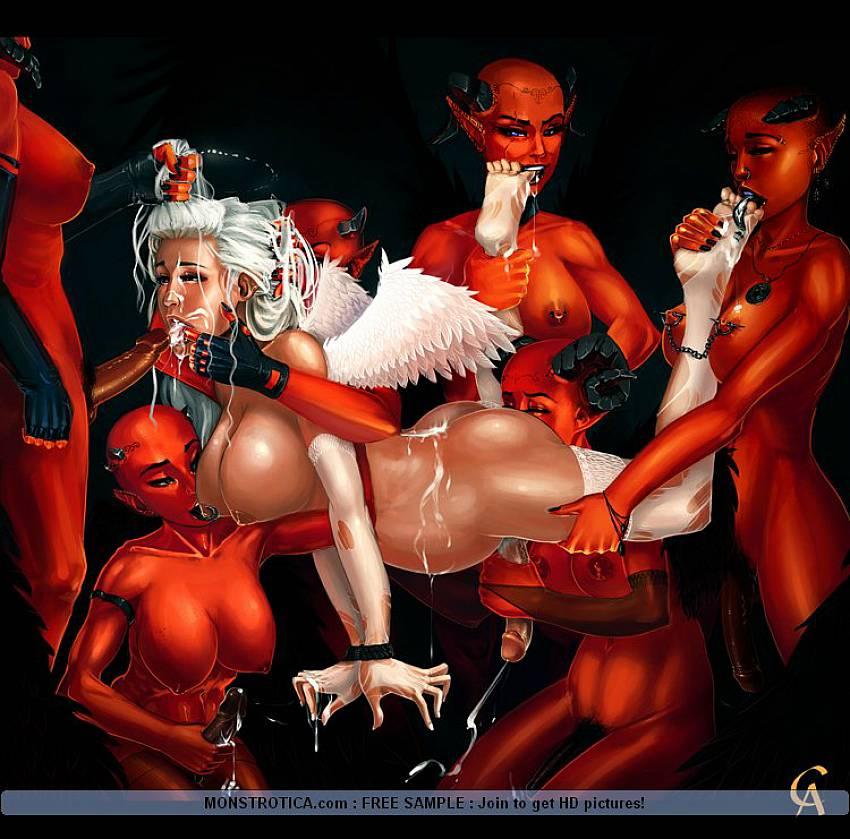 И дьявол шлюхи