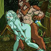 Elf bitches from wow love giant dicks.