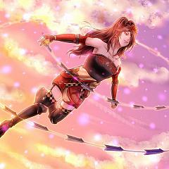 Anime femdom.