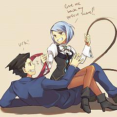 Anime wife.