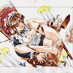 Anime honeys.