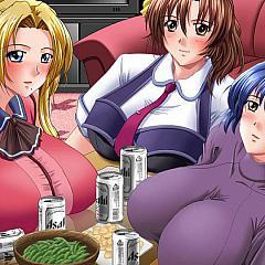 Anime love.