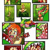 Tentacle Anime adult comics.