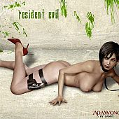 Hawt resident sex jill valentine and Ashley Graham.