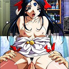 Anime comics.